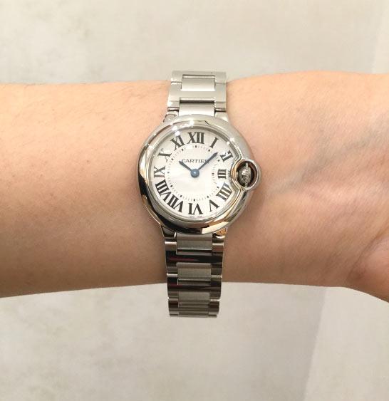 カルティエの時計売るのは何処がおすすめ?買い取り相場は?