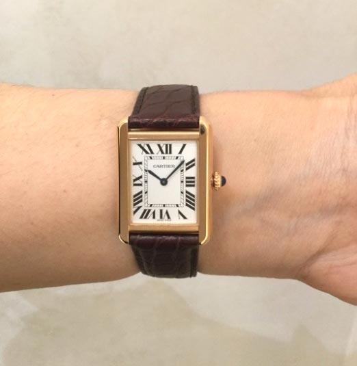 カルティエのレディース時計、失敗しない選び方。