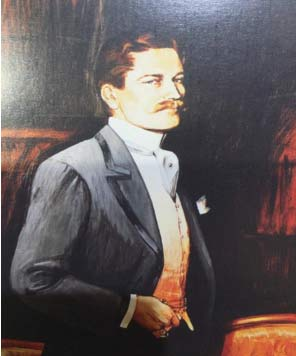 カルティエの創業者 フランソワ カルティエ