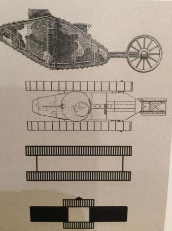 カルティエ タンクの歴史