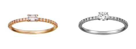 カルティエ 結婚指輪ってゴールドとプラチナ人気な物は?