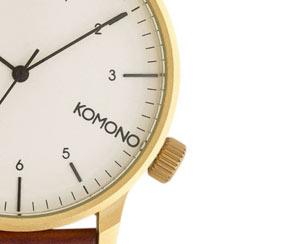 komono時計デザイン