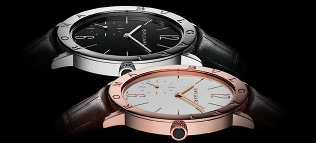 Bulgari pair watches