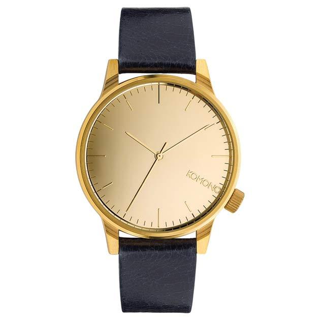 コモノの時計ウィンストンミラーゴールド