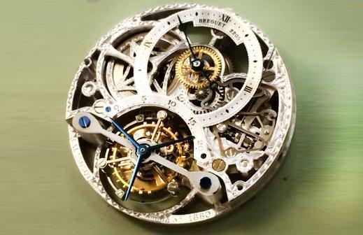 大阪で時計のオーバーホールを行なっているリパラトーレ