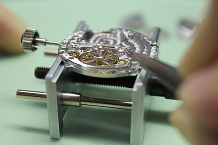 大阪で時計のオーバーホールや修理