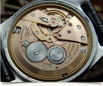 大阪で時計のオーバーホールを行なっている時計修理の匠工房