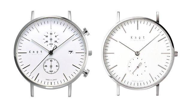 knotの時計スモールセコンドペア