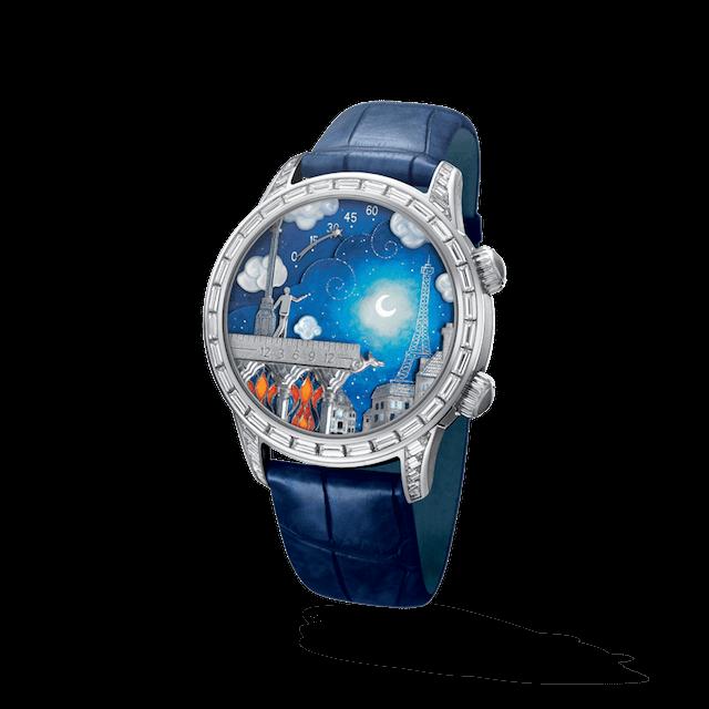 バンクリーフ&アーペル 高級腕時計 パリ 流れ星 願い事