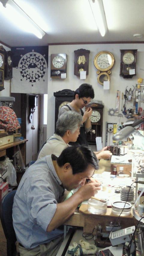 新潟で時計のオーバーホールや修理を行なうスミヤウォッチサービス