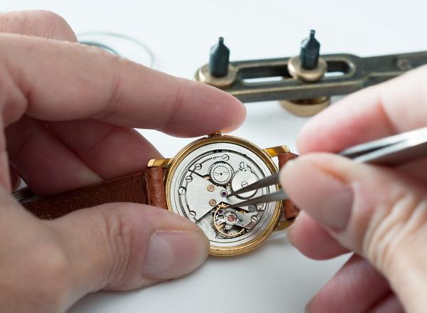 千葉で時計のオーバーホール