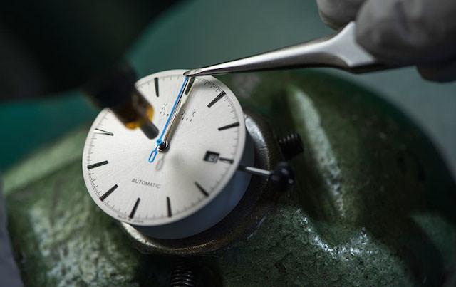 ノットの時計の評価