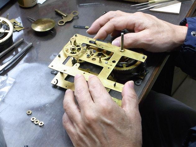 九州熊本で時計のオーバーホールができる阿蘇Tick