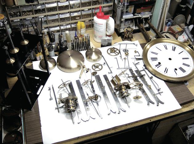 新潟で時計のオーバーホールや修理ができる時計店
