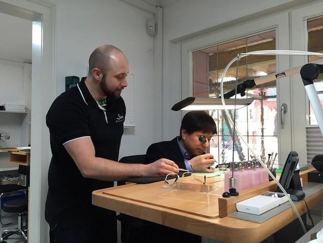 新潟で時計のオーバーホールができる時計店、南雲時計宝飾店