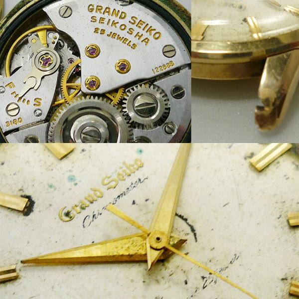 新潟で時計のオーバーホールから修理まで行なっているヨシオカ