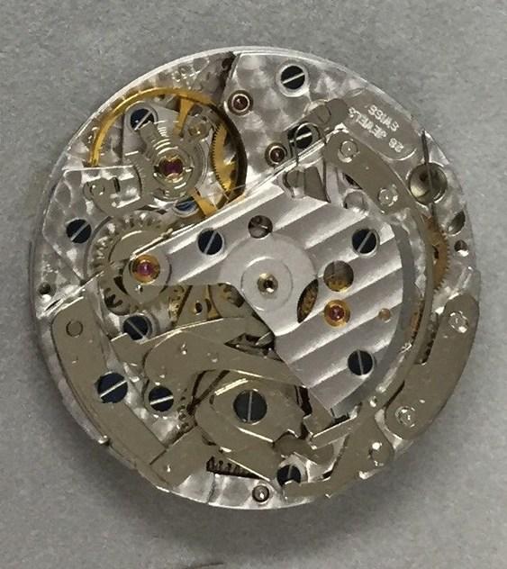 新潟で時計のオーバーホールや修理を行なっている時計店、南雲時計宝飾店