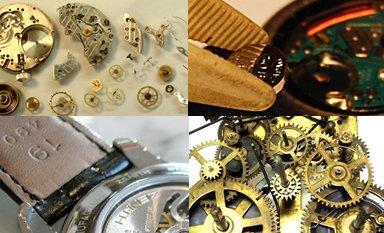 神戸でオーバーホールが出来る時計店や修理工房