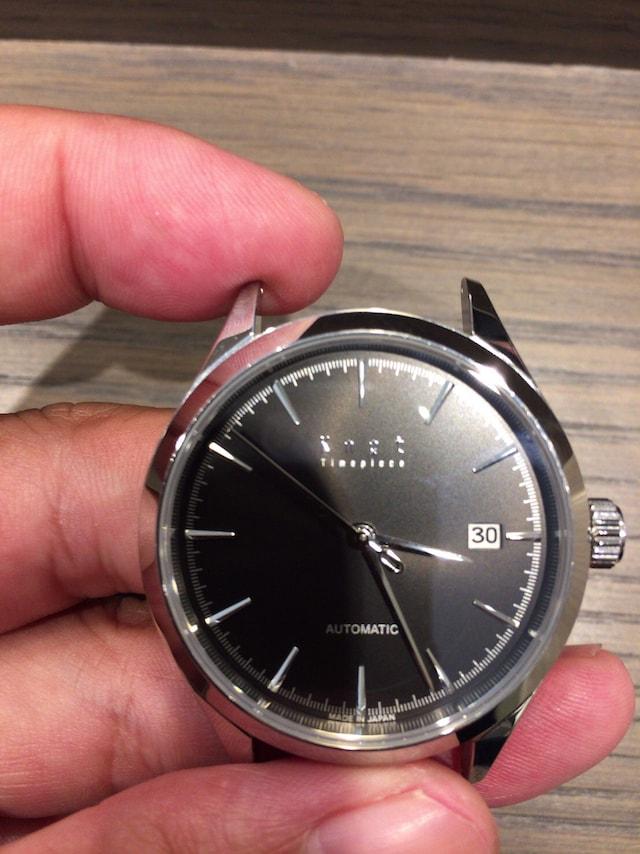 ノット 時計 機械式時計 表