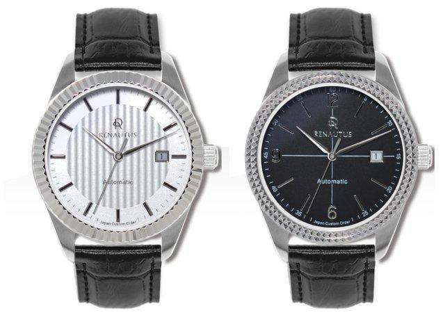 ルノータスのカスタム時計クラシック機械式時計