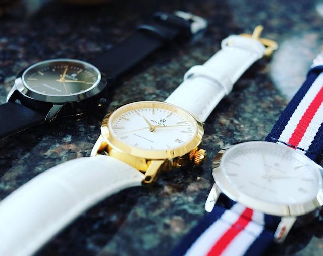 ルノータスの時計スタンダードモデル