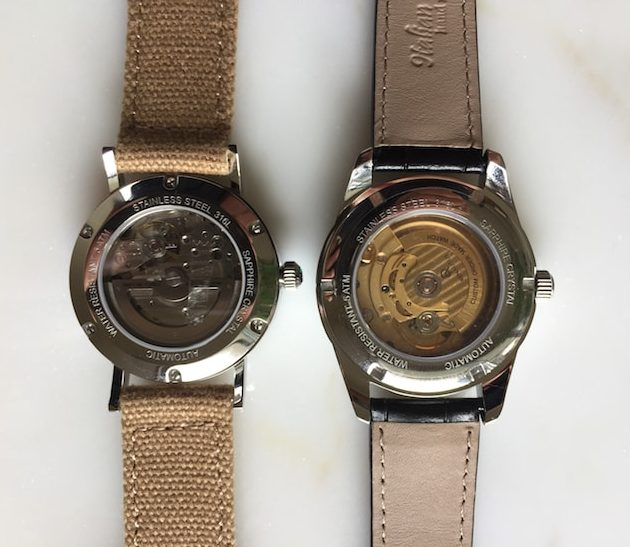 ルノータスの時計ムーブメント
