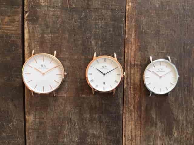 ダニエルウェリントンのソーラー時計は発売されるの?