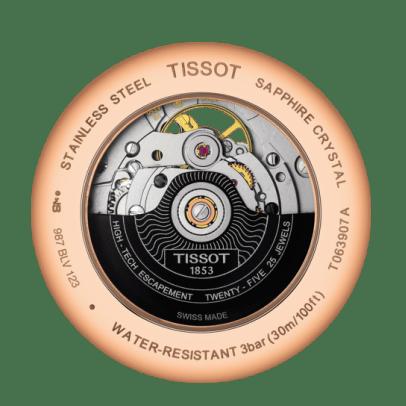ティソのムーブメント、パワーマティック80