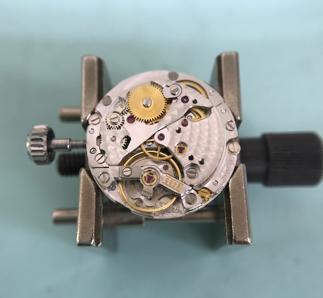 埼玉時計のオーバーホールアトリエスピカ