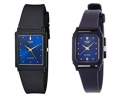 チープカシオ四角の人気時計