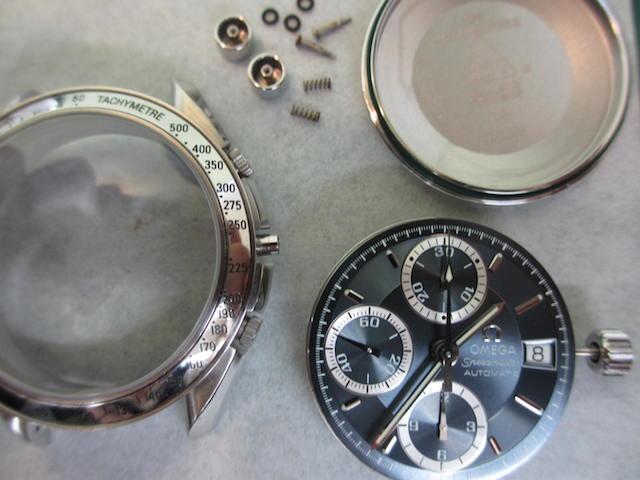 京都で時計のオーバーホールができるコトブキ時計