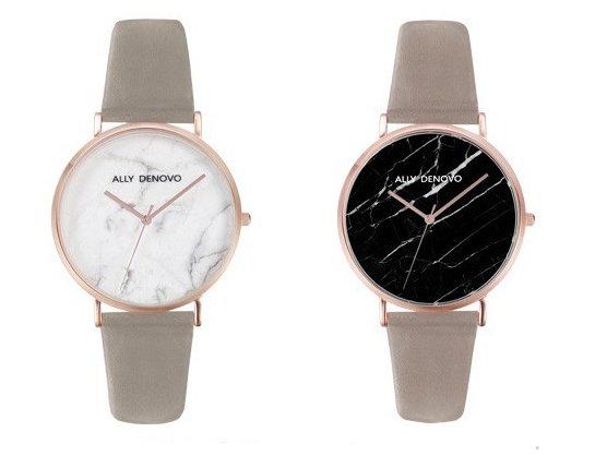 アリーデノヴォの大理石時計