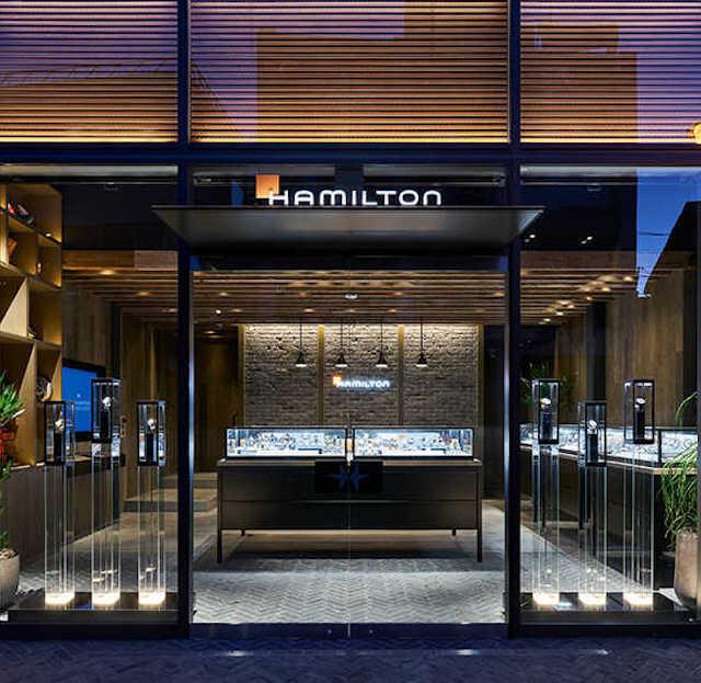 ハミルトン メンズ時計 イメージ