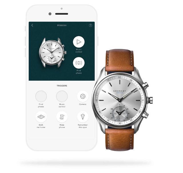 クロナビー メンズ時計 イメージ