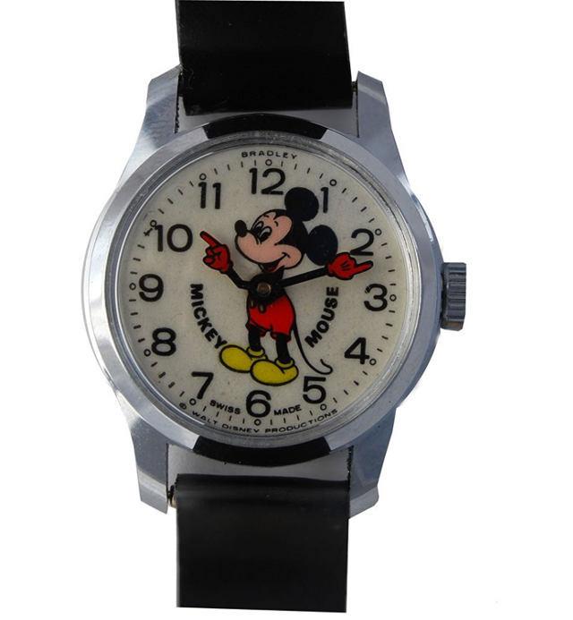 ミッキーマウス メンズ時計 アンティーク