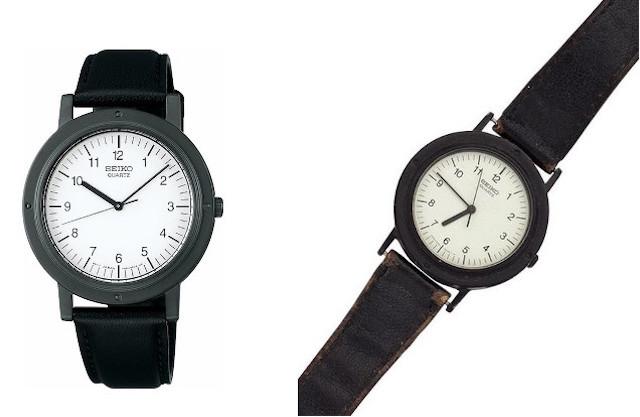 スティーブジョブスのセイコーの時計、買ってみた!