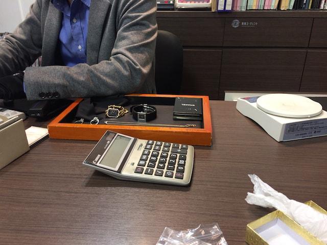 千葉で時計の買取り査定
