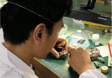 時計修理相談室、銀座時計のオーバーホール