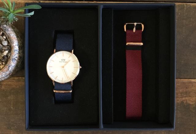ダニエルウェリントンの時計を広島県で販売している店舗一覧