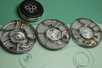 cienシエンの時計のオーバーホール