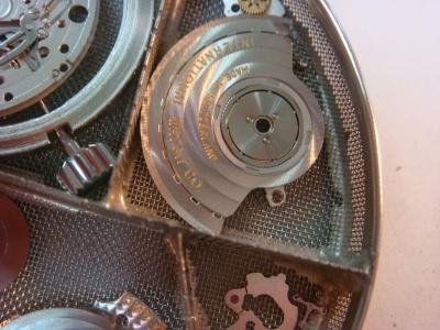 愛媛で時計のオーバーホールができる時計工房 勇進堂