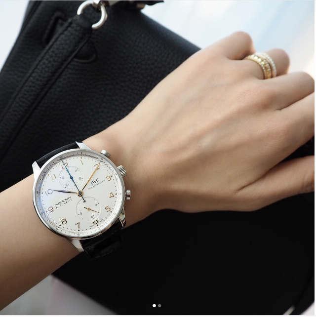 IWCのレディース自動巻き腕時計どのモデルが人気でおすすめ?
