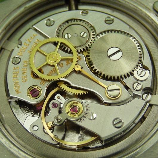 広島で時計のオーバーホールブルーバード