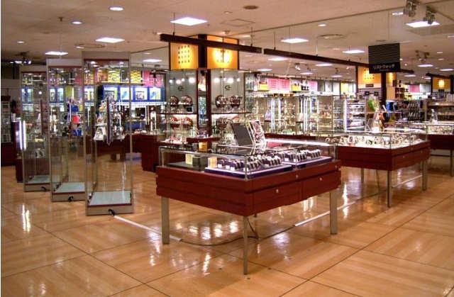 ダニエルウェリントンを愛媛で販売しているお店一覧