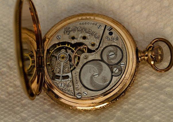 アンティーク海中時計