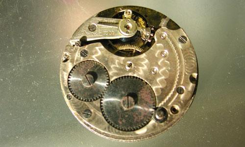 広島の時計オーバーホール時計ファクトリー2