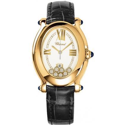ショパールのオーバルの時計