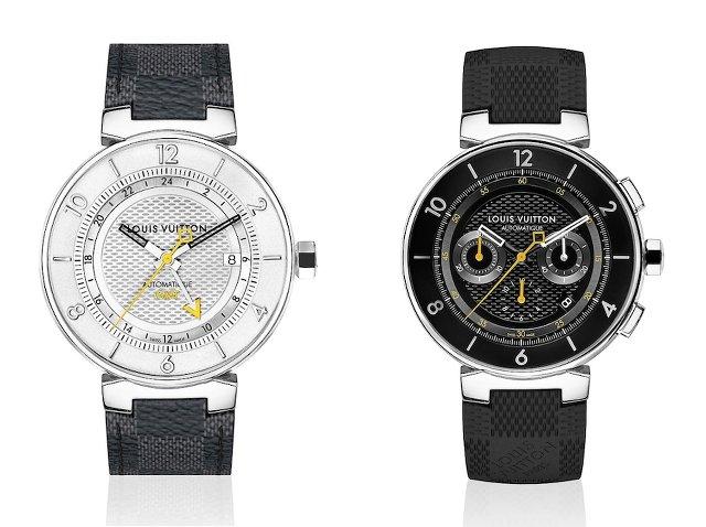 ルイヴィトンの時計、ダンブール