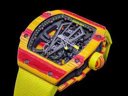 リシャールミル黄色とオレンジRM 27-03
