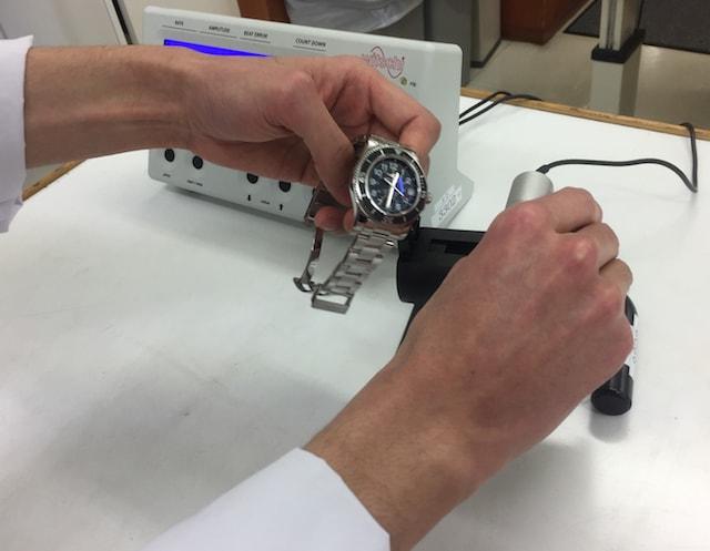 時計修理技師